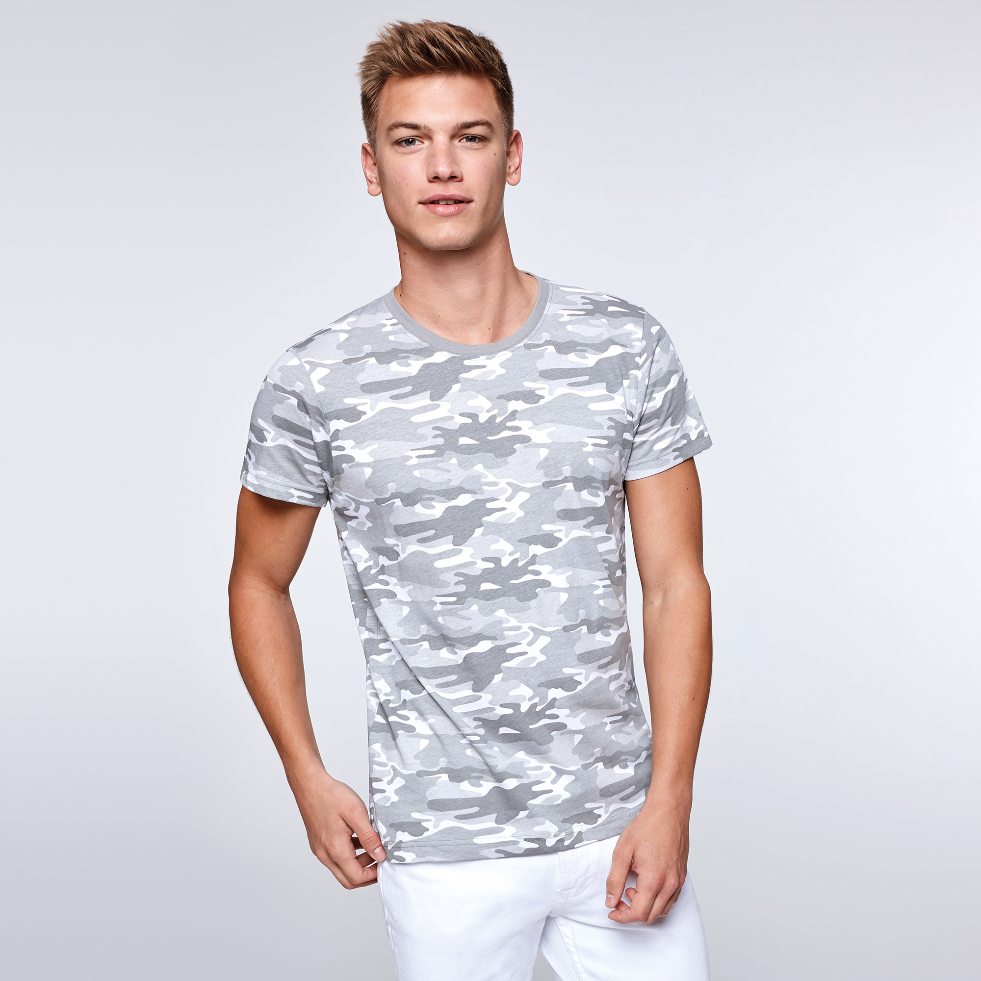 T Shirt Promotional Marlo Cf1033 Roly