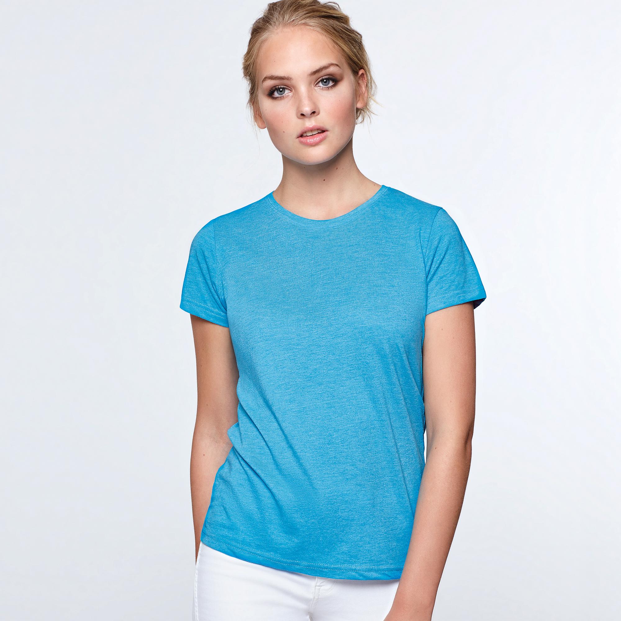 f18e0fd7 T-shirt promotional Fox Woman (CA6661) | Roly