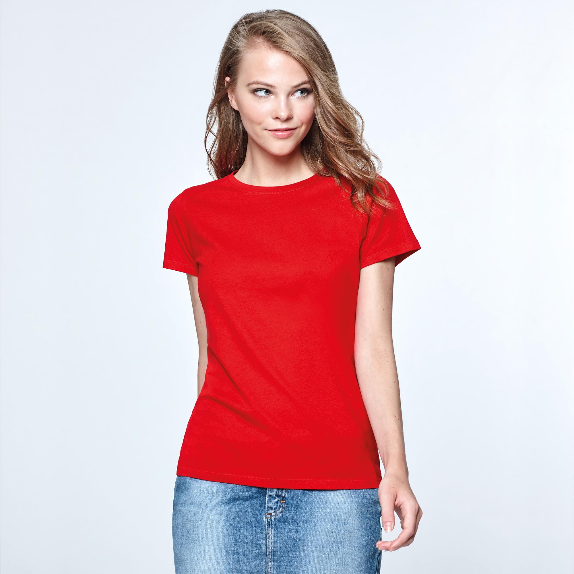 850969aab Camiseta promocional Capri (CA6683)
