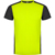 FLUOR YELLOW/HEATHER BLACK