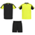 FLUOR YELLOW/BLACK