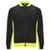 BLACK/ FLUOR YELLOW