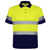 NAVY BLUE/FLUOR YELLOW