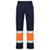 NAVY BLUE/FLUOR ORANGE